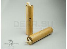 Ручная дымовая граната (РДГ)