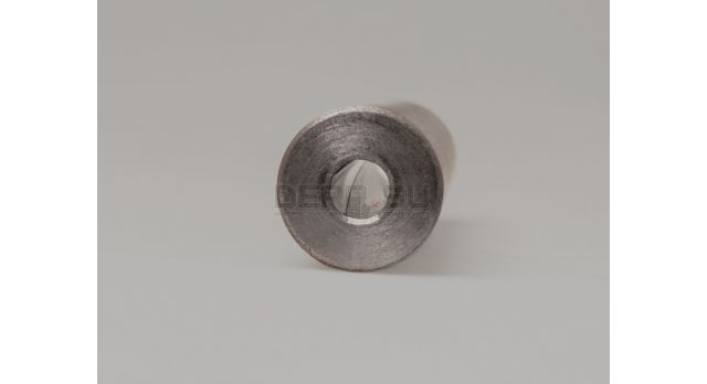 Бланк нарезного ствола 9х18-мм / сталь 40ХН по нарезам 9,27-мм по полям 9-мм твист 240мм