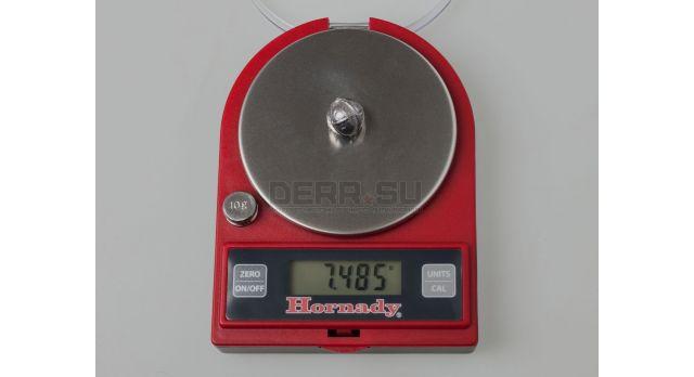 Пуля «Спутник» 32 калибра / 10 шт. Свинцовая 7,5 грамм [нг-48]
