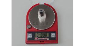 Пуля «Импульс-5» 12 калибра / 10 шт. Свинцовая с пластиковым контейнером 35 грамм [нг-30]