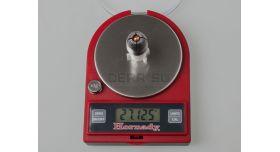 Пуля «Импульс-8» 12 калибра / 10 шт. Свинцовая с пластиковым контейнером 27,5 грамм [нг-33]