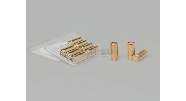 Холостой патрон 9 мм РА (9х22-мм) / Холостые Flash Defense Wadie [сиг-390]