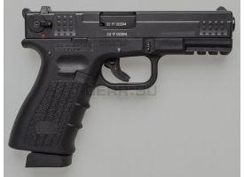 Охолощенный пистолет К17-СО (копия Глок-17)