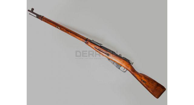 Макет массогабаритный винтовки Мосина / Оригинал 1936 год №3989 [вм-81-2]