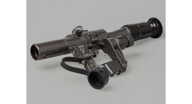 Оптический прицел ПСО-1 / Оригинал с адаптером под АА батарею [по-79]