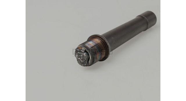 Макет ствола Парабеллум (Luger P08) / Деактивированный оригинал 9-мм [пар-43]