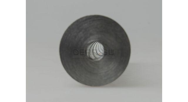 Бланк ствола 7,62 (.311) / CIP 7,62 Нормализованная сталь 30ХГСА дорнирование Ø по нарезам 7,92-мм 6 нарезов [нг-85]