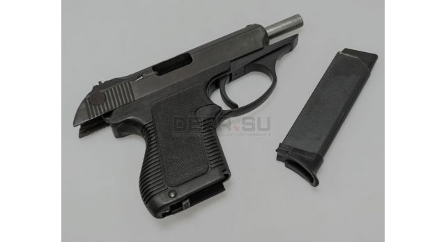 Охолощённый ПСМ/ Оригинал с пластиковой рукоятью под холостой патрон 7,65х17-мм [со-52-1]