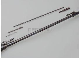 Газовый цилиндр со штоком, толкателем и пружиной в сборе для СВТ-40/АВТ-40