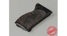 Накладки для пистолета Walther P-38 / Оригинал черный бакелит комплект [вал-31]