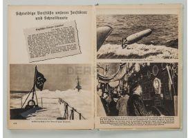 Книга «Kriegsmarine am feind»