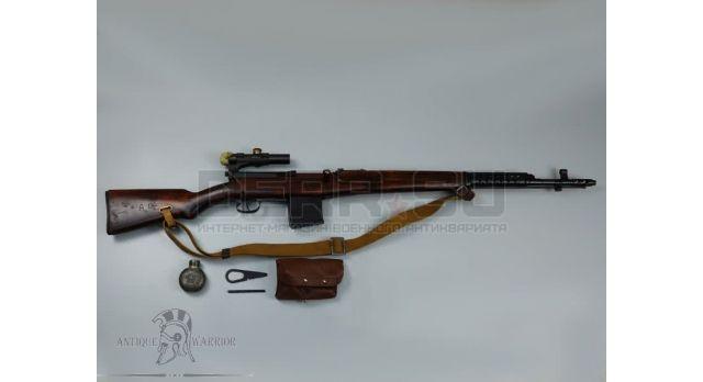 Снайперская винтовка Токарева АВТ-40 СХП / 1944 год №ШД4599 [авт-6]