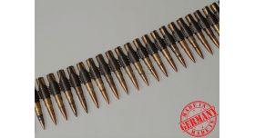 Пулемётная лента для MG-42/34 / Оригинал склад с макетами патронов [мг-6-3]