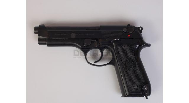 Охолощенный пистолет Beretta 92S-O калибра 9х19 мм Blank Оригинал!